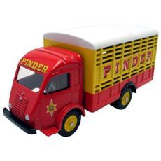 C45001 Renault 2,5 Tons Livestock Truck Modellino