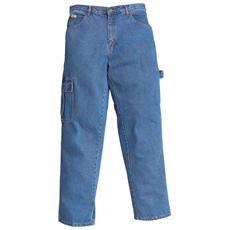 Jeans Multitasche Mis. 50