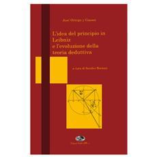 L'idea del principio in Leibniz e l'evoluzione della teoria deduttiva