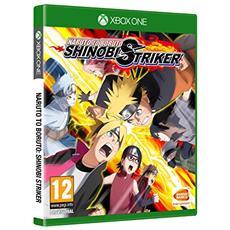 XONE - Naruto Boruto Shinobi Striker - Day one: MAR 18