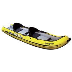 Secylor Kayak Reef 300 Canoa Gonfiabile
