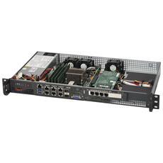 5018D-FN8T, BGA1667, Intel, 1U, Aspeed AST2400, Xeon, D-1500