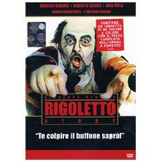 Dvd Rigoletto Story - Giuseppe Verdi