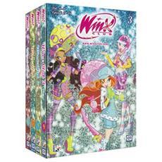 Dvd Winx Club St. 03 #06-09 (box 4 Dvd)