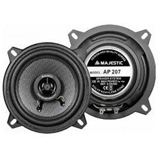 Altoparlanti AP-207 2Vie Potenza Max 120W