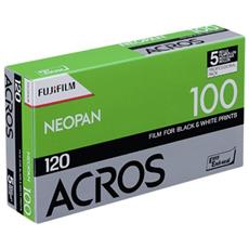 1x5 Fujifilm Acros 100 120 nuovo