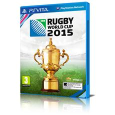 PSVITA - Rugby World Cup 2015