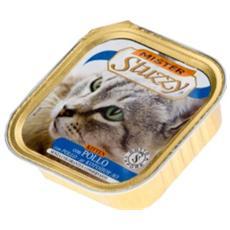 Cibo per gatti Cat Kitten con Pollo 100 gr