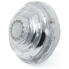 28691 Luce a led con funzione idroelettrica per piscine con attacco da 32 mm