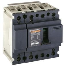 28132 - Nsc100n Interruttore Fisso Anteriore 4p Tm25d
