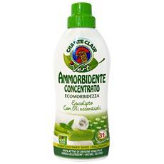 Ammorbidente Concentrato Eco. eucalipto 625 Ml. Detergenti Casa