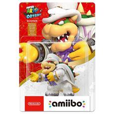 Amiibo Super Mario Odyssey Bowser Wedding