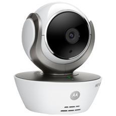 Videocamera di Sorveglianza Wi-Fi Bianco