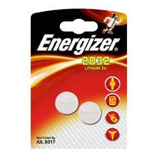 conf. 2 2032 Pile Energizer Specialistiche 2032 3V 637986