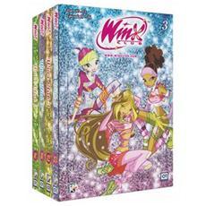 Dvd Winx Club St. 03 #10-13 (box 4 Dvd)