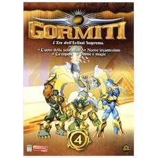 Dvd Gormiti - Stagione 02 #04