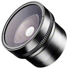 0,25x58mm Fish-Eye Conversion Lens + Macro