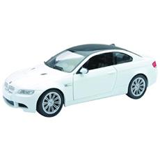 DieCast 1:24 Auto Bmw M3 Coupe Bianca 71056