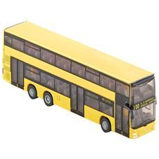 Autobus di Linea a Due Piani Scala 1:87