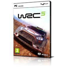 PC - World Rally Championship 5
