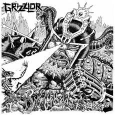 "Grizzlor - Cycloptic (7"")"