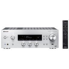 Sintoamplificatore SX-N30DAB 2.1 170 W USB Wi-Fi / Bluetooth / Airplay - Argento