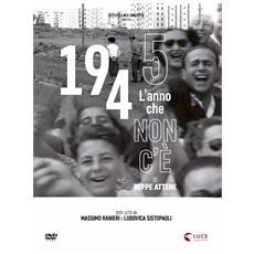 1945 - L'AnnoCheNonC'E' (Dvd+Booklet)