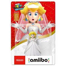 Amiibo Super Mario Odissey Peach - Day one: 27/10/17