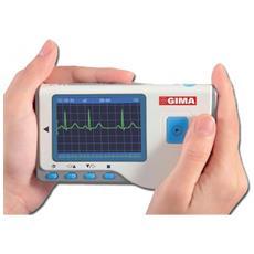 Ecg Palmare Cardio-b (bluetooth + Software)