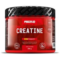 Creatina Creapure 300 G - Prozis - Creatine Monohydrate - Arancia