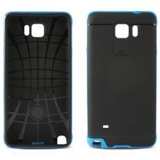 B8550FTP10 Cover Nero, Blu custodia per cellulare