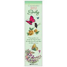 Emily. Calendario 2012