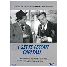Dvd Sette Peccati Capitali (i) (1952)