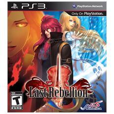 PS3 - Last Rebellion