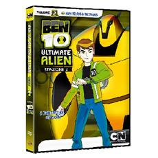 Dvd Ben 10 - Ultimate Alien - St. 02 #02