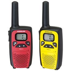 Audioline PMR 16, AAA, 50 x 36 x 148 mm, 82g