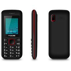 "Cellulare ND-30 Colore Nero Dual Sim Display 1.77"" Bluetooth 2.1 Fotocamera"