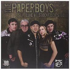 Paperboys - Live In Studio-180 Gr