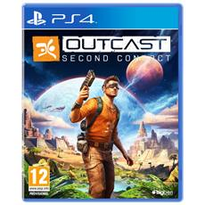 PS4 - Outcast: Second Contact