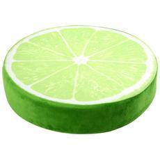 Cuscino Morbido In Tessuto A Forma Di Limone