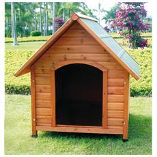 Cuccia per Cani Chalet Large