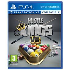 Hustle Kings VR, PS4, PlayStation 4, Supporto fisico, Sport, EPOS Game Studios, 13/10/2016, ESP
