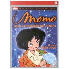 Dvd Momo Alla Conquista Del Tempo
