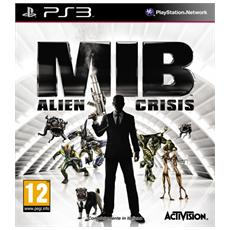 PS3 - Men in Black: Alien Crisis (Compatibile con Playstation Move)