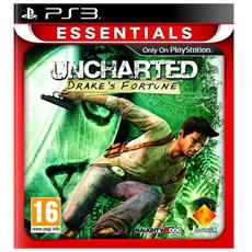 PS3 - Essentials Uncharted: Drake's Fortune