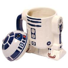 Star Wars - R2-D2 (Tazza 3D In Ceramica)