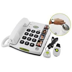 Secure 347 con Funzione Telesoccorso - Bianco