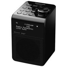 Radio Portatile RF-D20BTEG-K DAB+ / FM Colore Nero