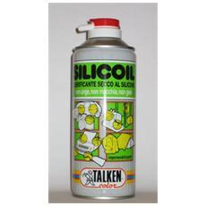 Lubrificante Secco Al Silicone Silicoil 400 Ml