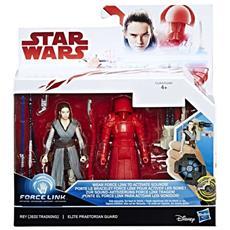 Due Personaggi 10 cm Force Link Disney Star